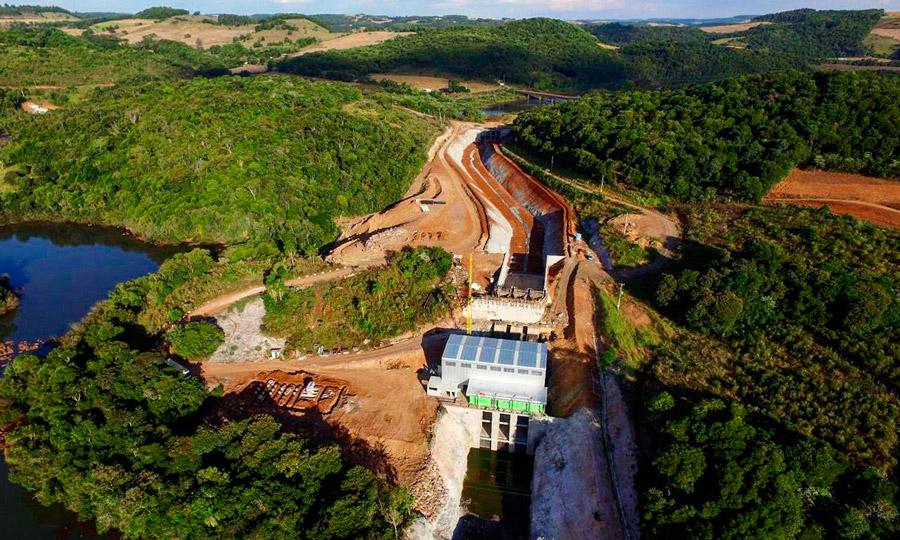 小型水力发电厂Forquilha IV – Luciano Barancelli