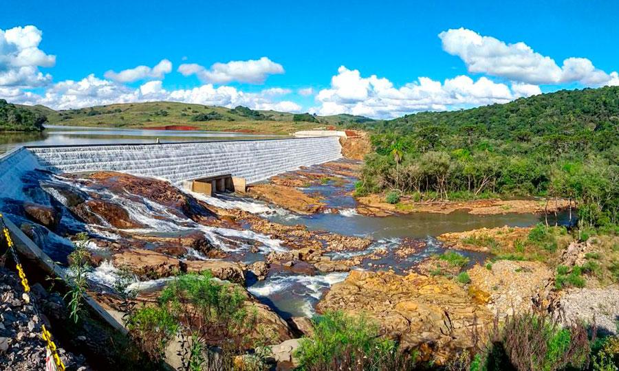 小型水力发电厂Jardim