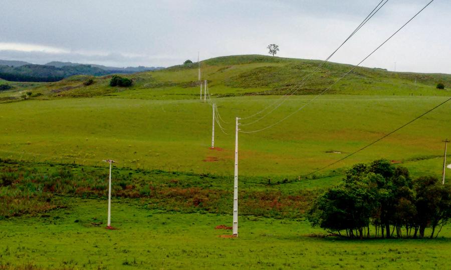 Transmission Line Forquilha IV