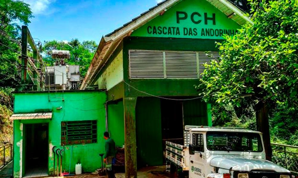 CGH Cascata das Andorinhas